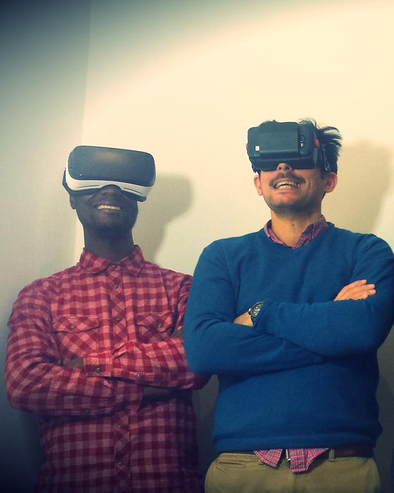 resize VR